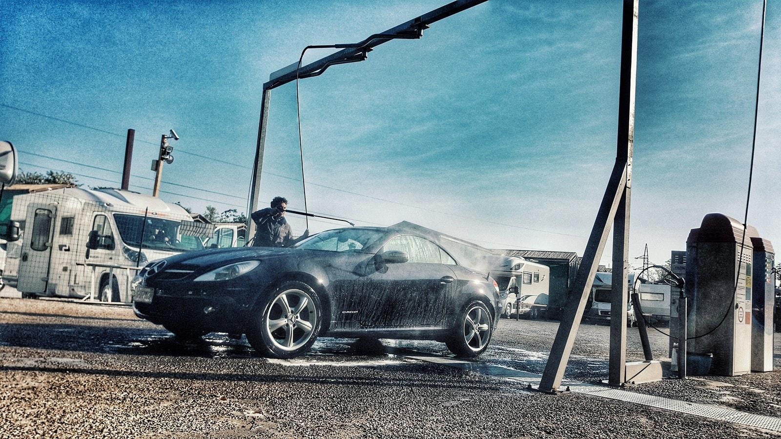 lavaggio auto turbopark firenze