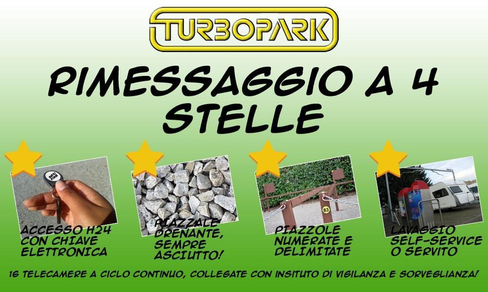 rimessaggio 4 stelle turbopark firenze