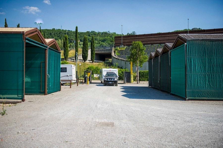 turbopark rimessaggio posti coperti firenze